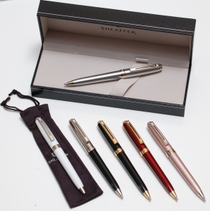 Sheaffer Prelude mini ballpoint pens